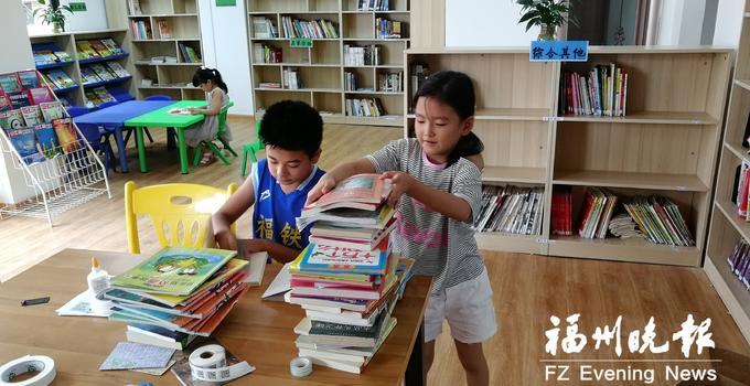 福大老师众筹建起乡村公益图书馆 小伙主动应聘馆长