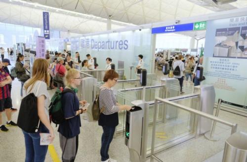 香港航班恢复正常 全天共处理超过1000班航班