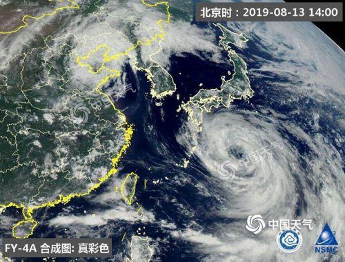 利奇马台风最新消息,利奇马刚停编,台风罗莎又要来了!