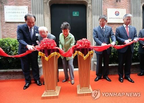 韩国人扎堆到上海怎么回事 前往上海大韩民国临时政府旧址