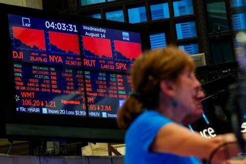 美国经济衰退信号是什么 导致美国股市大幅收跌