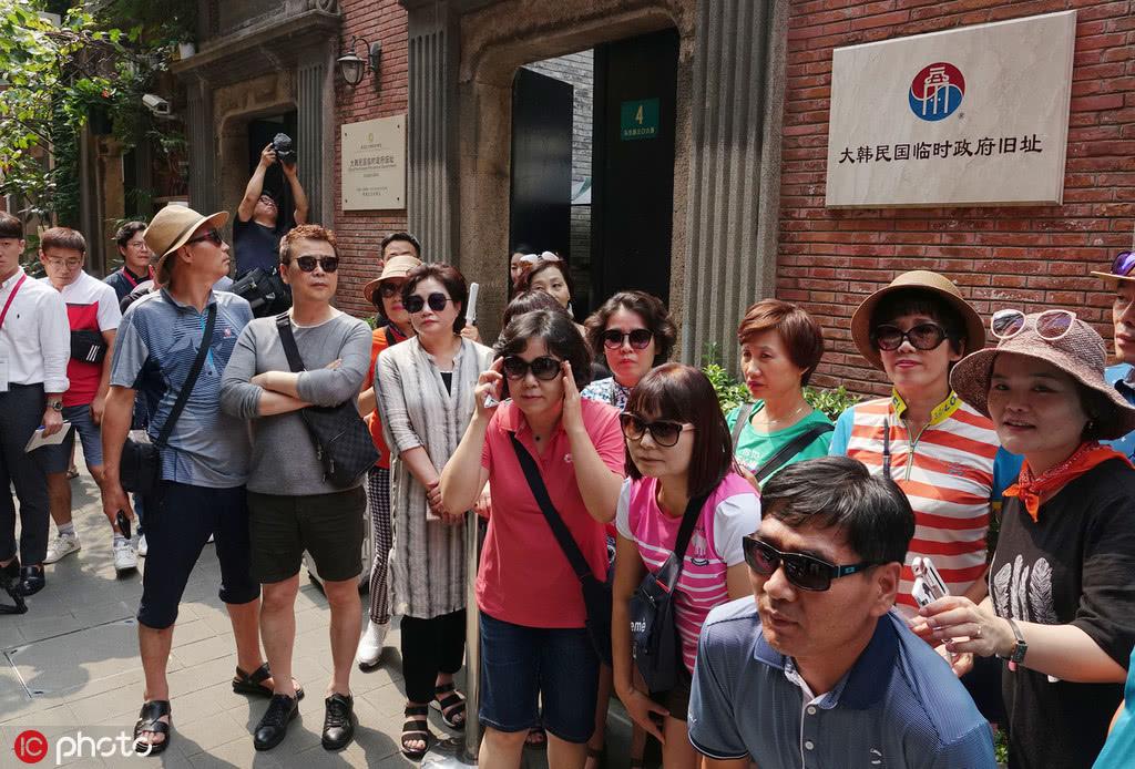 韩国人扎堆到上海事件始末 韩国人抵抗日本为≡什么要扎堆到上海