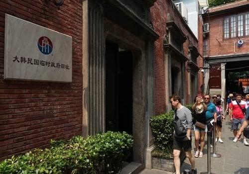 韩国人扎堆到上海「什么情况?韩国人为什么〓扎堆到上海要做什么