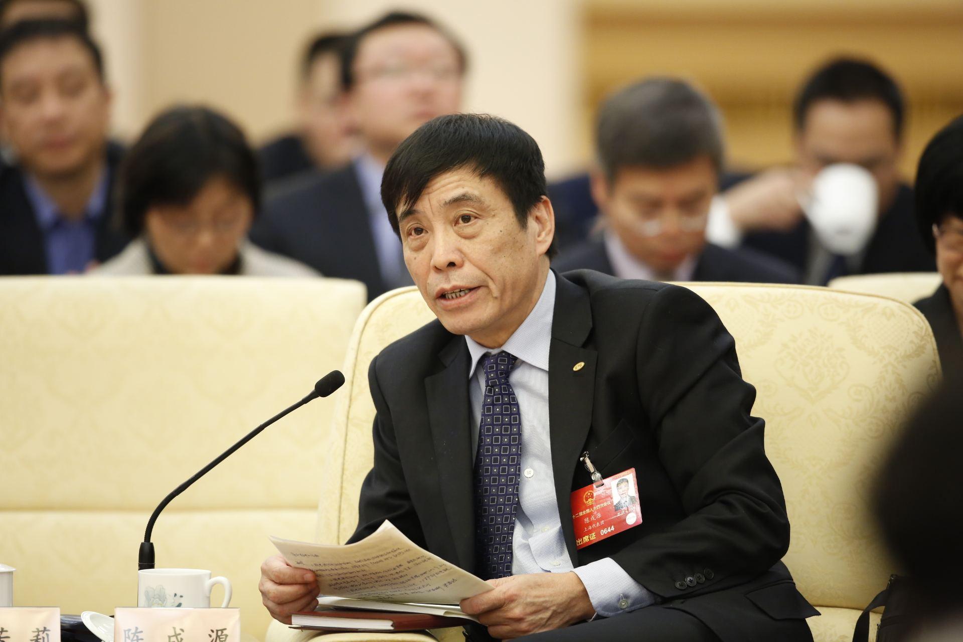 陈戌源将成中国足协专职主席 角色ξ 类似篮协姚明