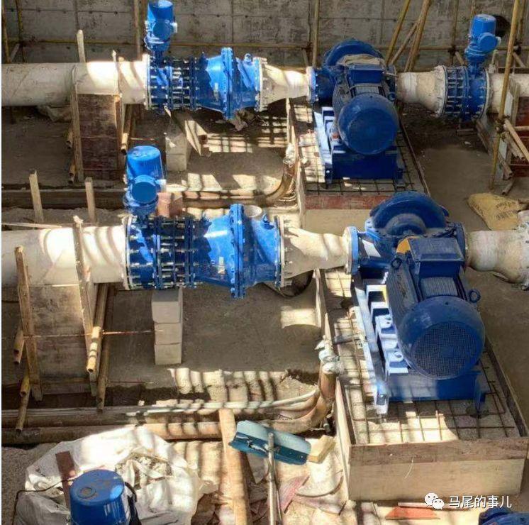 月底起,马尾饮用水缺口将从主城区直供!