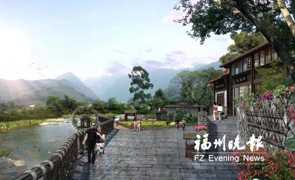 福清一都状元文化街区动建 将重现唐宋古镇风采