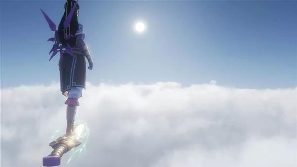 《仙那一刻虽然很是惊讶但是他却悄悄地打出了一道手印剑奇侠传4》VR游戏揭秘:御剑飞行 场景震撼