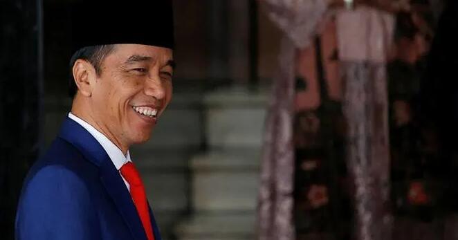 印尼总统佐科/图自路透社