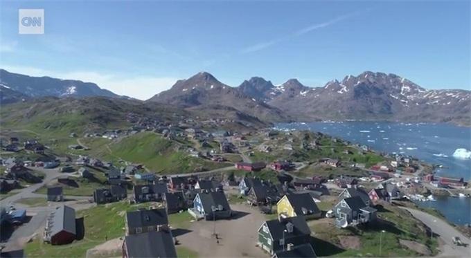 特朗普想买最大岛怎么回事 特朗普想从丹麦政府手中购买格陵兰岛