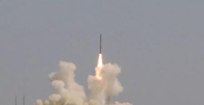 捷龙一号首飞成功 成功将3颗卫星送入预定轨道
