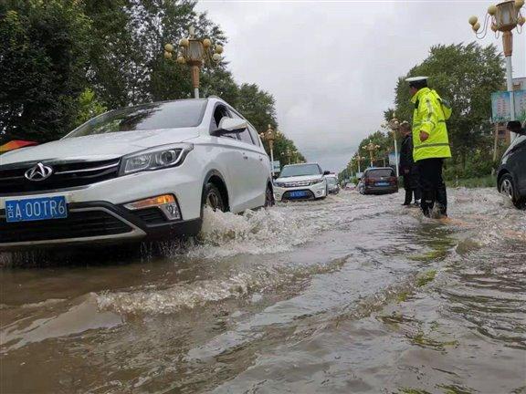 吉林洪涝黄色预警怎么回事?吉林发洪涝黄色预警最新消息现场图曝光