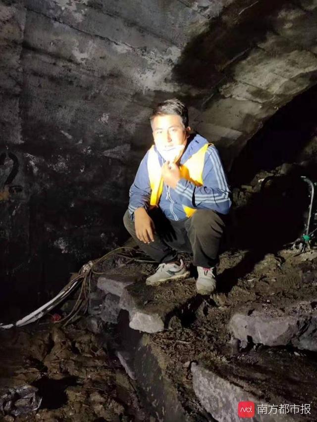 25岁彝族小伙差几秒没逃过成昆铁路山体崩塌!父亲吃饭躲过一劫