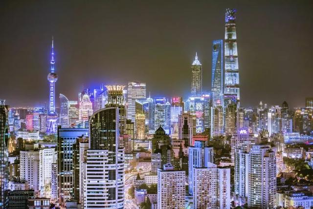 中国城市GDP排名上海第一,TOP20贡献全国35%