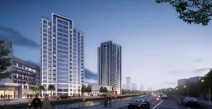 福州晋安这个旧改片区,最后一个安置型商品房项目动建!