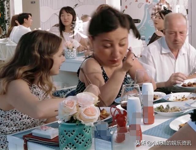 《中餐厅》黄晓明嘴动不出声,后期靠消音配音!是乱剪辑的问题?