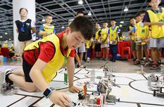 近千名选手来厦角逐世界教育机器人大赛