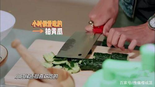 王一博拍黄瓜现场图 王一博拍黄瓜是什么节目 王一博怎么做拍黄瓜的