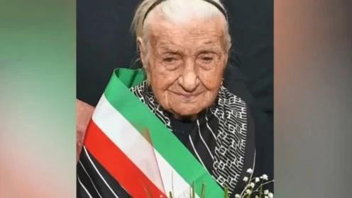 115岁修女成长寿冠军