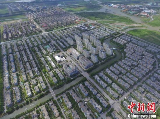 """中国(上海)自由贸易试验区新片区花落""""临港""""静待揭牌"""