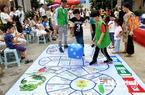 福州鼓楼:社区文化艺术节传递绿色生活理念