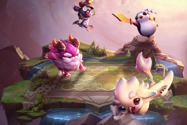 LOL云顶之弈最新阵容推荐 6贵族2骑士2游侠2暗影阵容玩法分享