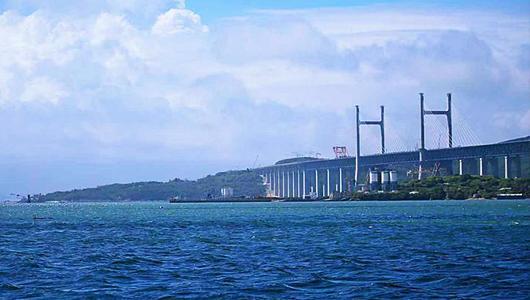 跨越海峡的世界级桥梁:平潭海峡公铁两用大桥
