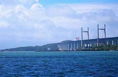 跨越海峡的世界级桥?#28023;浩教?#28023;峡公铁两用大桥