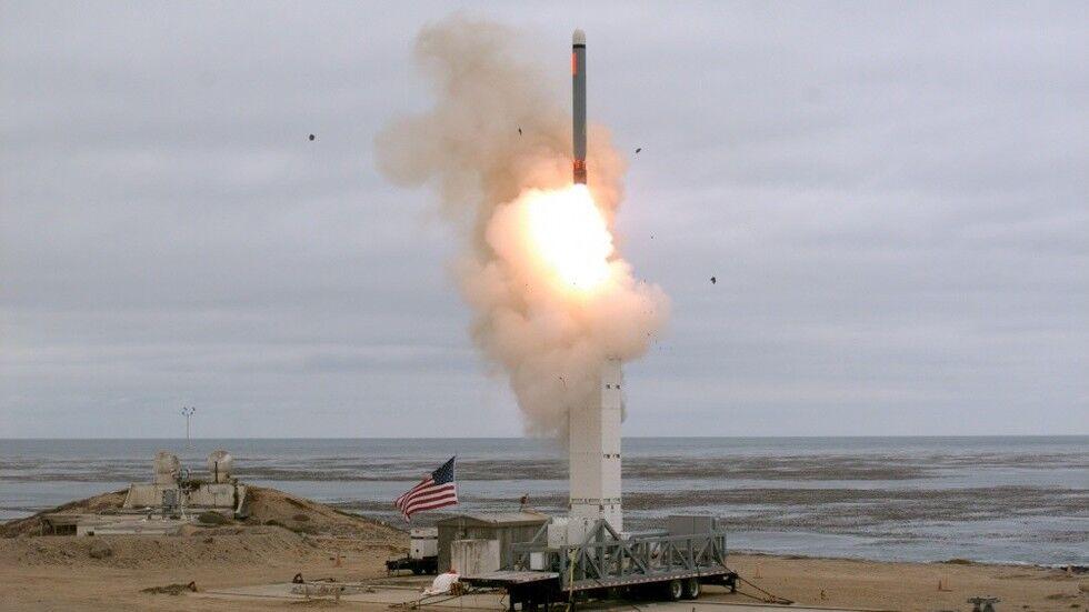 """退出《中导条约》不到一月 美国就试射""""违规""""导弹"""