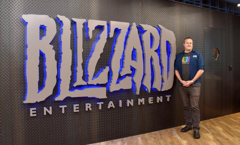 暴雪总裁重申开发PC游戏永不改变 确认全新IP开发中