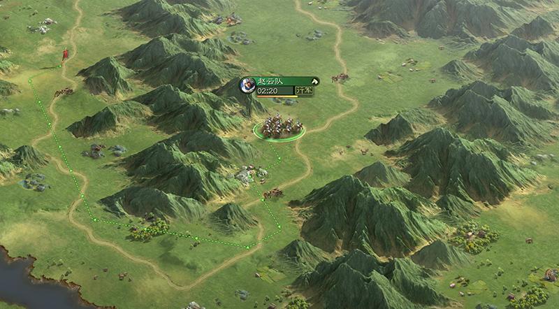 真实古战争军团对抗,光荣《三国志?战略版》先锋测试开启