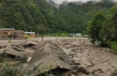 卧龙上万游客滞留怎么回事 强降雨致当地多处发生山洪泥石流灾害