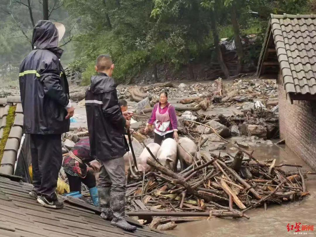 汶川暴雨遇难人数有多少?四川启动应急响应,汶川暴雨最新消息
