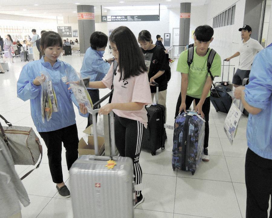 日韩贸易争端愈演愈烈 北海道机场拉拢韩国游客