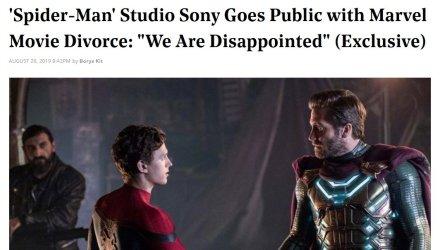 索尼官宣漫威退出蜘蛛侠怎么回事?漫威退出蜘蛛侠原因揭秘