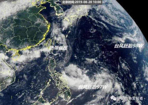 11号台风白鹿详细情况 台风白鹿会带来哪些影响?2019台风最新消息