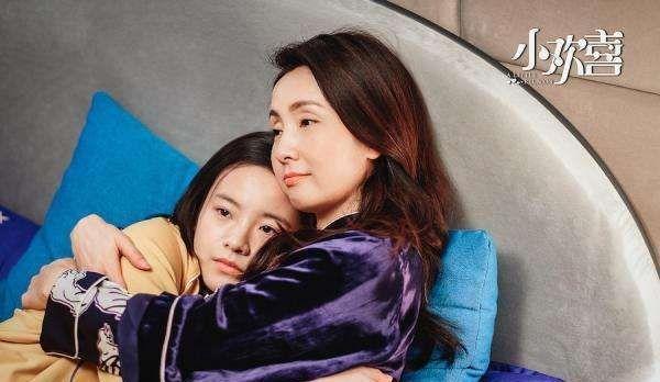《小欢喜》英子,15岁被徐静蕾一眼就看上,生活照美出高级感