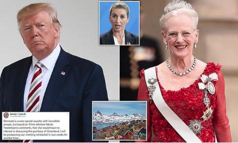 特朗普取消訪問丹麥怎么回事 特朗普為什么取消訪問丹麥
