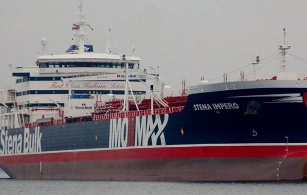 伊朗油轮在红海发生故障 船员安然无恙