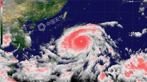 2019台风最新消息 台风白鹿生成25日登陆广东福建 台风白鹿最新实时路径图(2)