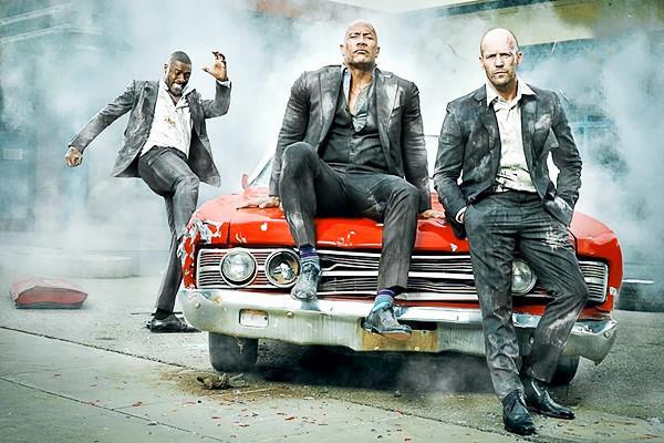 哪吒迎战最终BOSS,好莱坞大片《速度与激情》番外篇强势来袭