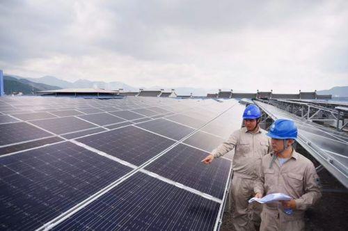 福州罗源县建成最大规模光伏发电项目