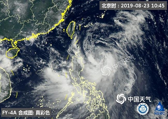 白鹿台风最新消息 11号台风白鹿实时路径白鹿到哪了 台风白鹿登陆福建广东