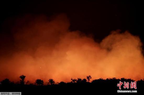 亚马逊死亡螺旋怎么回事 亚马逊雨林大火有多严重