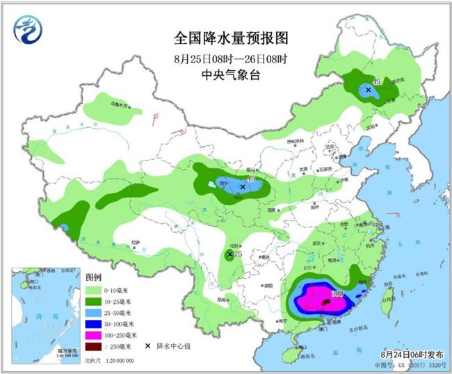 台风白鹿路径一览 台风白鹿最新路径登陆地点在哪