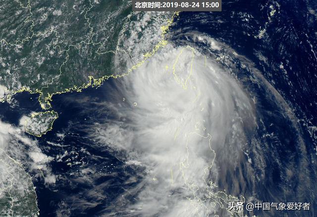 台风白鹿登陆我国台湾,下一个目标是广东福建!特大暴雨已开始