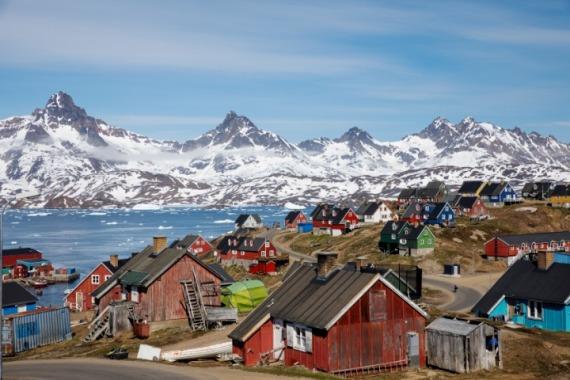 购岛失败后 美国政府计划在格陵兰岛重开领事馆