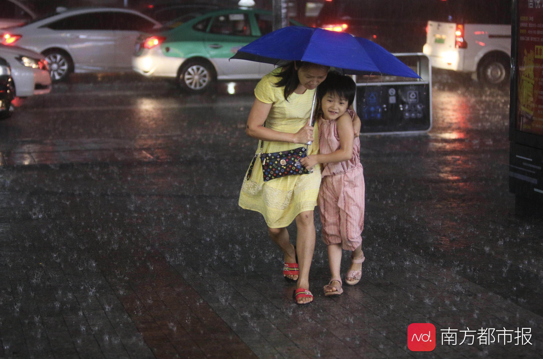11號臺風白鹿路徑對廣東有什么影響?暴雨大風今夜橫掃廣東