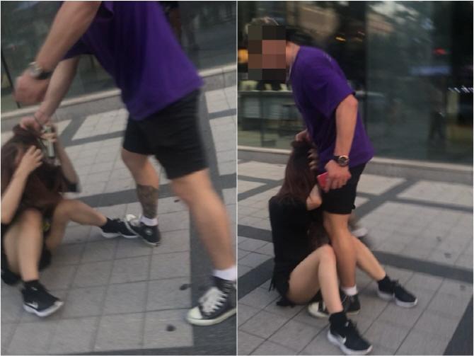 女游客拒搭讪被打怎么回事 19岁日本女子拒绝韩国男子搭讪被打