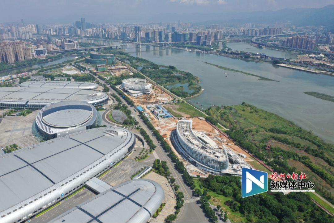 谍照曝光!福州规模最大的游艇俱乐部年底投用!