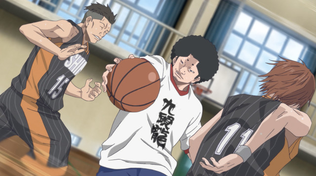 篮球番名作《篮球少年王》TV动画最新预告公布 10月开播